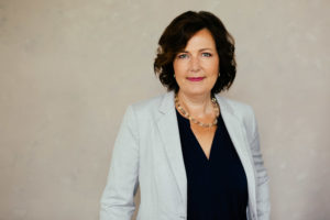 Business Frauen-Portrait