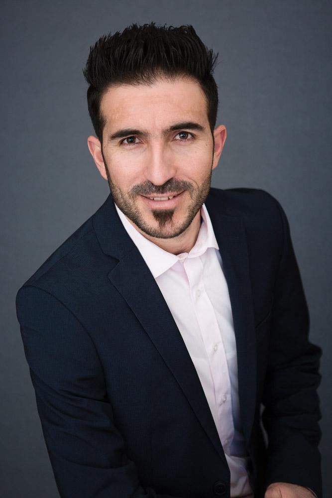 Business Portrait Mann