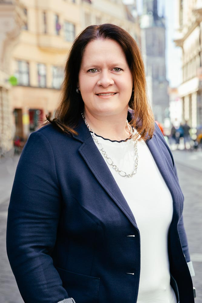 Business Portrait Frau